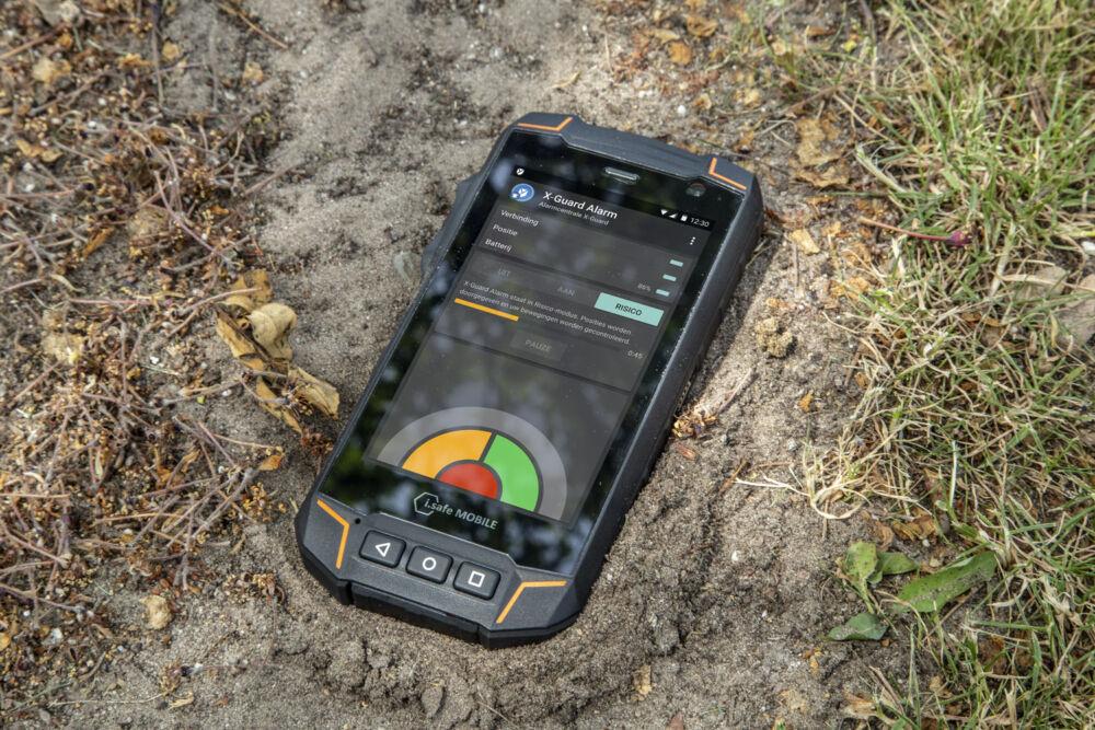 isafe Mobile [zand]