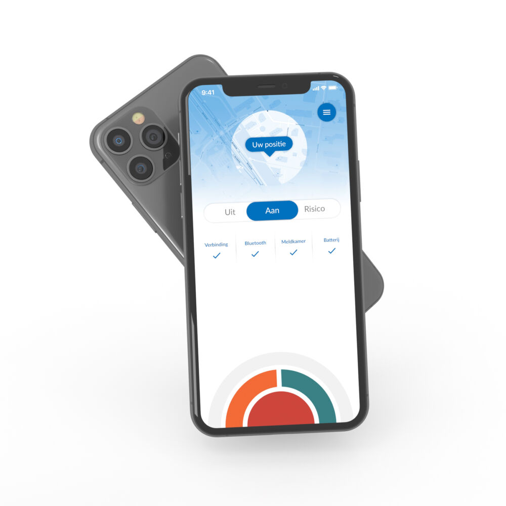 iPhone met app